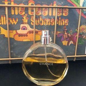 Chanel Chance 3.4 oz